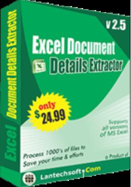 Excel Document Details Extractor