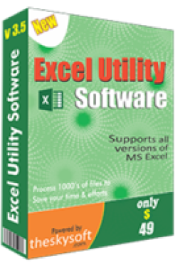 Excel Utility Software