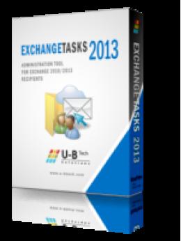 Exchange Tasks 2013 - Unlimited Mailbox License