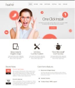 Special 15% Promo Code for Feather - Responsive Multi-Purpose WordPress Theme