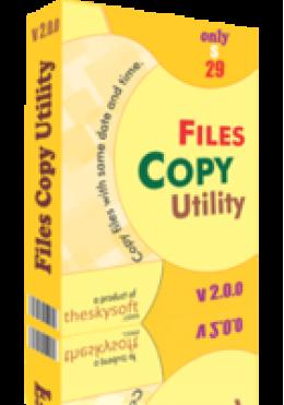 Utilitaire de copie de fichier