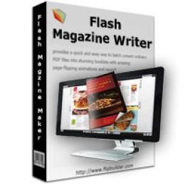 Flash Magazine Writer