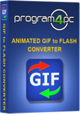 GIF a Flash Converter