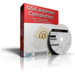 GSA Address Completion