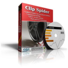 GSA Clip Spider