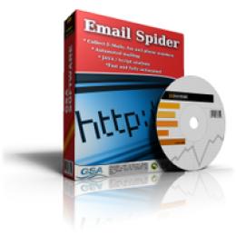 GSA Email Spider