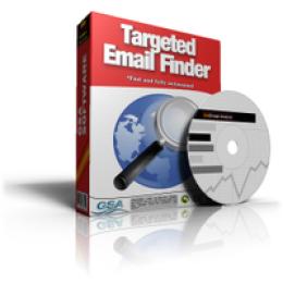 GSA Targeted Email Finder - 15% Promo Code