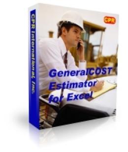 GeneralCOST Estimator for Excel