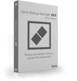 Genie Backup Manager Server Full 9 Promo Code
