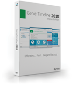 Genie Timeline Home 2015 - 5 Pack