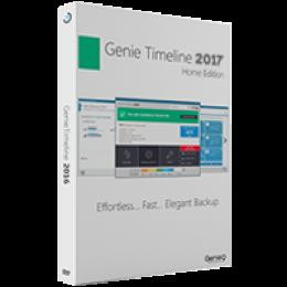 Genie Timeline Home 2017 - 5 Pack