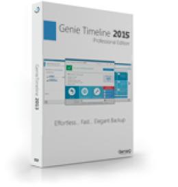 15% Off Genie Timeline Pro 2015 - 5 Pack Promo Code Voucher
