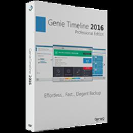 15% Genie Timeline Pro 2016 - 5 Pack Promo Code