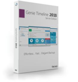 Genie Timeline Server 2015