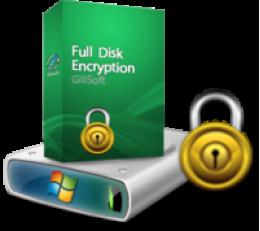 Cifrado de disco completo GiliSoft - 1 PC / 1 Actualización gratuita de año