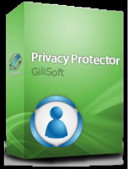 Protector de Privacidad GiliSoft