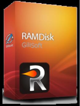 15% Off Gilisoft RAMDisk  - 1 PC / 1 Year free update Promo Code