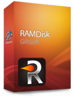 Gilisoft RAMDisk (3 PC)