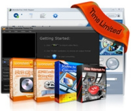 HD Video Converter Factory Pro (+ $ 10 Obtenez le logiciel 3 gratuit)