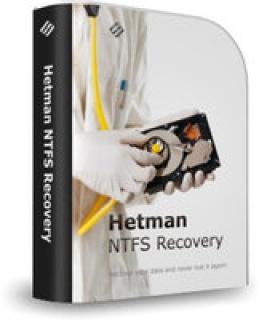 15% Hetman NTFS Recovery Special offer