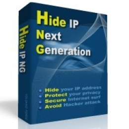 Hide IP NG ( 1 Year Subscription )