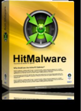 Hit Malware - 5 PCs / 4-Year Promo Code