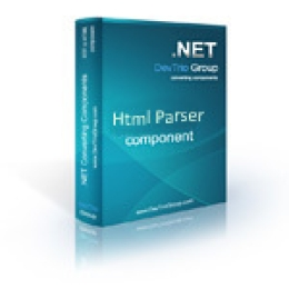 Html Parser .NET - Site License