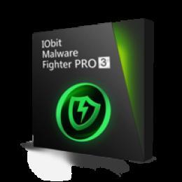 IObit Malware Fighter 3 PRO (Abbonamento per un anno)