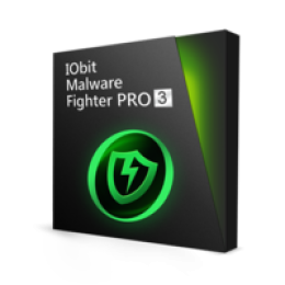 IObit Malware Fighter 3 PRO con un pacchetto di regalo