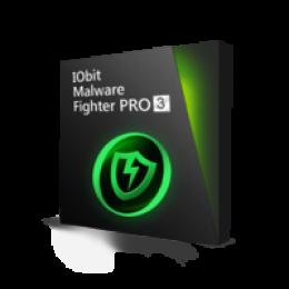 IObit Malware-Kämpfer 3 PRO mit Gift Pack