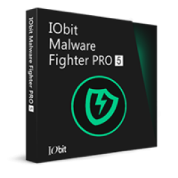 IObit Malware Fighter 5 PRO (1 Ano/3 PCs) - Portuguese