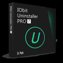 IObit Uninstaller 7 PRO (1 Anno/3 PC) - Italiano
