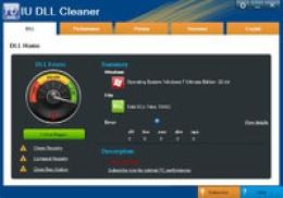 IU DLL Cleaner - (1 PC License)