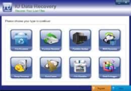 IU Data Recovery - (Année entreprise 1)