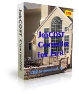 JobCOST Controller für Excel