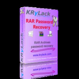 KRyLack RAR Password Recovery
