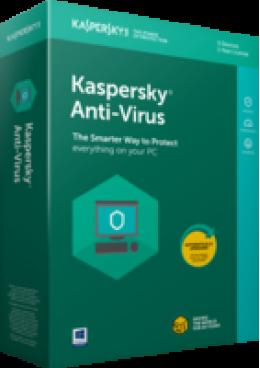 Promo Code for Kaspersky Anti-Virus