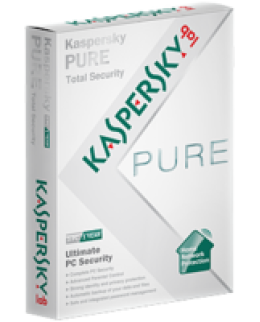 Kaspersky PURE - Promo Code Offer