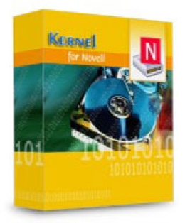 Kernel Recovery for Novell NSS - Corporate License