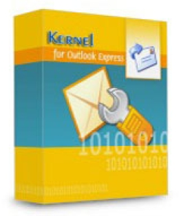 Kernel Recovery for Outlook Express - Licence d'origine