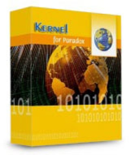 Kernel Recovery für Paradox - Corporate License