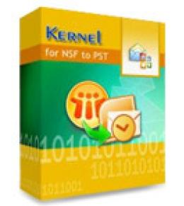 Kernel für Lotus Notes, Outlook - Technikerlizenz
