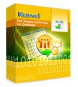 Kernel for Notes Calendar to Outlook - Technician License Promo Code
