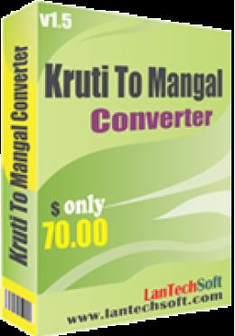 Kruti to Mangal Converter