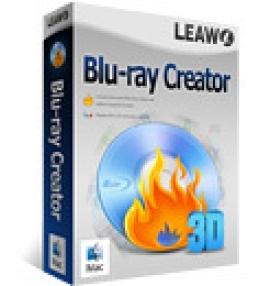 Promo Code for Leawo Blu-ray Creator for Mac New