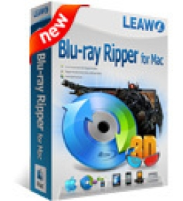 Leawo Blu-ray Ripper for Mac New - Promotion Code