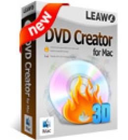Leawo DVD Creator for Mac Promotion Code