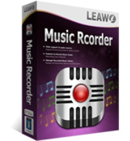 Free Leawo Music Recorder Promotion