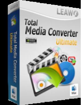 Leawo Total Media Converter Ultimate for Mac