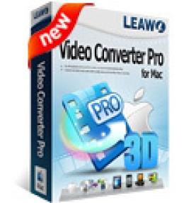 Free Leawo Video Converter Pro for Mac Promo code